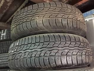 Bridgestone Dueler H/L. Всесезонные, 2005 год, без износа, 2 шт