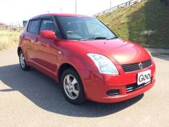 Suzuki Swift. механика, 4wd, 1.3, бензин, 50 000 тыс. км, б/п, нет птс. Под заказ