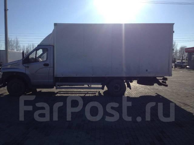 ГАЗ ГАЗон Next. ГАЗон NEXT Изотермический, 4 430 куб. см., 4 050 кг.