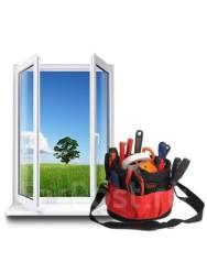 Установка, ремонт пластиковых окон, балконы утепление, отделка.