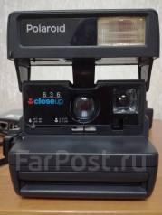 Polaroid 636. Менее 4-х Мп, зум: без зума