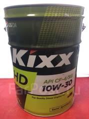 Kixx HD. Вязкость 10W-30, полусинтетическое