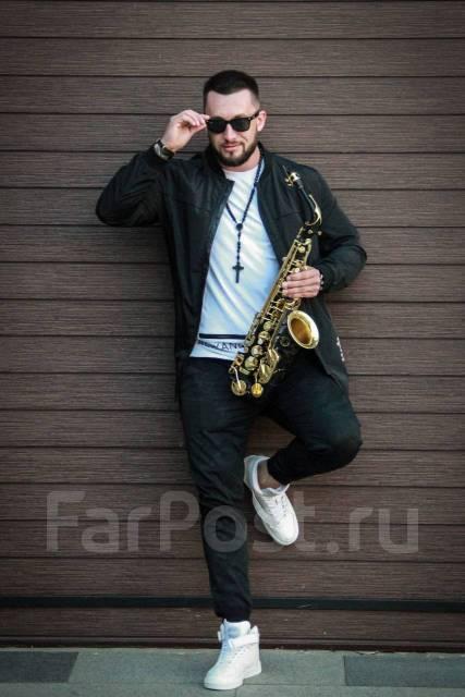 Саксофонист Mikhail RADO (Михаил Радо)