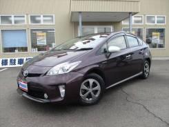 Toyota Prius. вариатор, передний, 1.8, электричество, 56 100 тыс. км, б/п. Под заказ