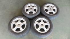 Комплект летних колес в отличном состоянии б/п по РФ. 6.5x15 4x114.30, 5x114.30 ET53 ЦО 73,1мм.