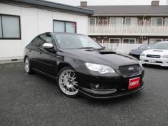 Subaru Legacy B4. механика, 4wd, 2.5, бензин, 22 000 тыс. км, б/п, нет птс. Под заказ