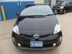 Toyota Prius. вариатор, передний, 1.8, электричество, 33 700 тыс. км, б/п. Под заказ