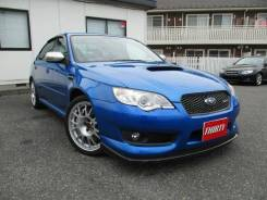 Subaru Legacy B4. механика, 4wd, 2.5, бензин, 40 000 тыс. км, б/п, нет птс. Под заказ