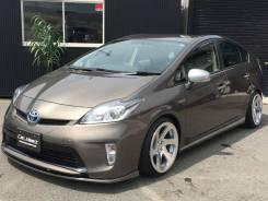 Toyota Prius. вариатор, передний, 1.8, электричество, 25 000 тыс. км, б/п. Под заказ
