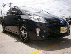 Toyota Prius. вариатор, передний, 1.8, электричество, 77 400 тыс. км, б/п. Под заказ