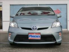 Toyota Prius. вариатор, передний, 1.8, электричество, 43 700 тыс. км, б/п. Под заказ