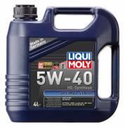 Liqui Moly Optimal Synth. Вязкость 5W-40, синтетическое
