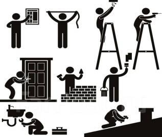Ремонтные работы на дому. Муж на час.