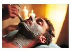 Ультрозвуковая чистка и массаж лица для мужчин