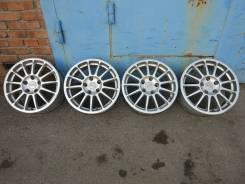 RS Wheels. 7.0x16, 5x114.30, ET42, ЦО 72,0мм.
