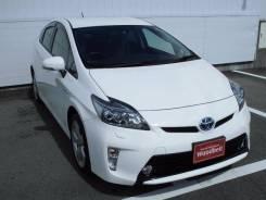 Toyota Prius. вариатор, передний, 1.8, электричество, 36 800 тыс. км, б/п. Под заказ