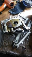 Насос масляный. Ford Focus Двигатель HWDB