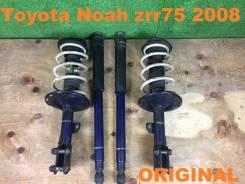 Амортизатор. Toyota Voxy, ZRR75G, ZRR75W, ZRR75 Toyota Noah, ZRR75, ZRR75G, ZRR75W Двигатели: 3ZRFE, 3ZRFAE