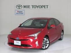 Toyota Prius. вариатор, передний, 1.8, электричество, 7 300 тыс. км, б/п. Под заказ