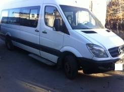 Mercedes-Benz Sprinter 515 CDI. Mercedes benz sprinter 515 cdi, 11 111 куб. см., 26 мест