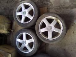 Продам колеса R17 215/55. x17 5x100.00