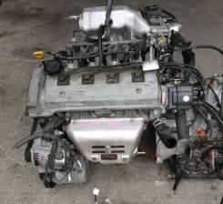 Двигатель Toyota 5A-FE трамблерный в сборе! Без пробега по РФ!