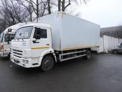 Камаз 4308. Изотермический фургон на шасси (АФ-47415Е), 4 460 куб. см., 7 000 кг.