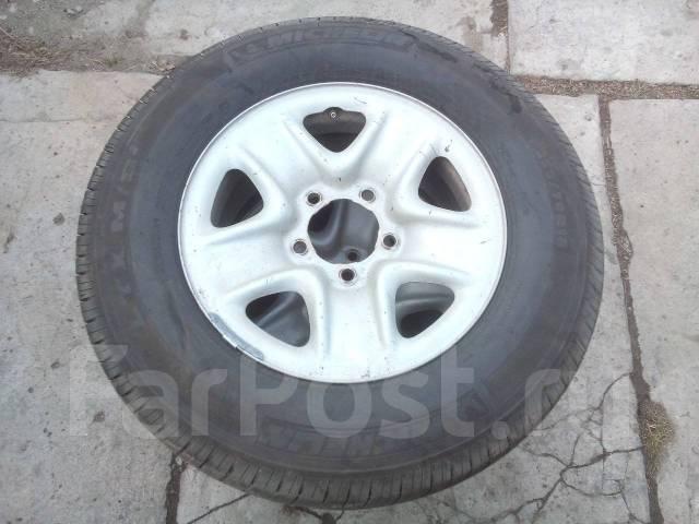 Пара колес Michelin LTX M/S2. x18 5x150.00 ЦО 110,1мм.