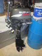 Suzuki. 5,00л.с., 4-тактный, бензиновый, нога S (381 мм), Год: 2011 год. Под заказ