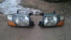 Фара. Mitsubishi Montero, V60 Mitsubishi Pajero, V77W, V75W, V78W, V73W, V65W, V63W, V60, V68W