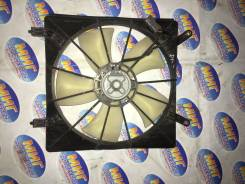 Вентилятор охлаждения радиатора. Honda CR-V, RD4, RD5, RD6, RD7 Двигатели: K20A4, K20A5, K24A1