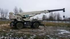 Terex-Bendini RC40. Кран стреловой Terex RC40, 6 700 куб. см., 42 000 кг., 27 м.