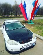 Капот. Honda Civic, GF-EK2, GF-EK3, GF-EK4, GF-EK9 Honda Civic Ferio, GF-EK2, GF-EK3, GF-EK4, GF-EK5
