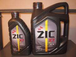 ZIC X7. Вязкость 5W-30, синтетическое