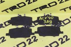 Пластина суппорта. Toyota Camry, AHV40, GSV40, AVV50, ACV40, ACV41 Двигатели: 2ARFXE, 2AZFE, 2GRFE, 1AZFE, 2AZFXE