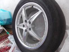 NZ Wheels SH657. 7.0x18, 5x114.30, ET-38, ЦО 67,1мм.