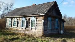 Продам дом в Киинске!. Киинск, р-н 80 км от Хабаровска, площадь дома 46 кв.м., от агентства недвижимости (посредник)