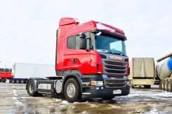 Scania R380. Седельный тягач 2011 г/в, 11 705 куб. см., 20 500 кг.