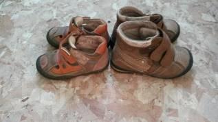 Ботинки. 34, 36