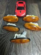 Повторитель поворота в крыло. Mitsubishi: Eclipse, Toppo, Delica, L400, Lancer, Mirage, Montero Sport, Pajero Sport, RVR, Pajero, ek Custom, Chariot...