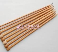 Спицы бамбуковые 35 см