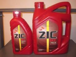 ZIC. Вязкость 75W-90, синтетическое