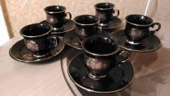 Сервизы кофейные.