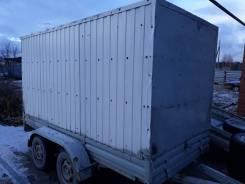 Мзса. Прицеп легковоц, 750 кг.