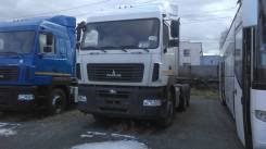 МАЗ 643019-1420-010. Седельный тягач, 11 111 куб. см., 50 000 кг.