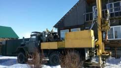 ЗИЛ 131. Продам буровая установка на базе зил 131, 2 000 куб. см., 5 000 кг.