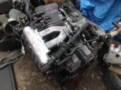 Двигатель в сборе. Toyota Cresta, JZX100 Toyota Mark II, JZX100 Toyota Chaser, JZX100 Двигатели: 1JZGE, 1JZFE