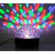 Дискошар LED Crystal Magic BALL Light, без МП3