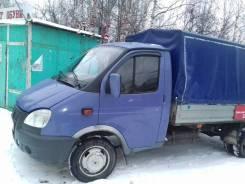 ГАЗ 330202. Газ 330202, 3 000 куб. см., 1 500 кг.