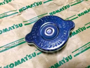 Крышка радиатора. Komatsu PC, PC120-5 Двигатель 4D95. Под заказ